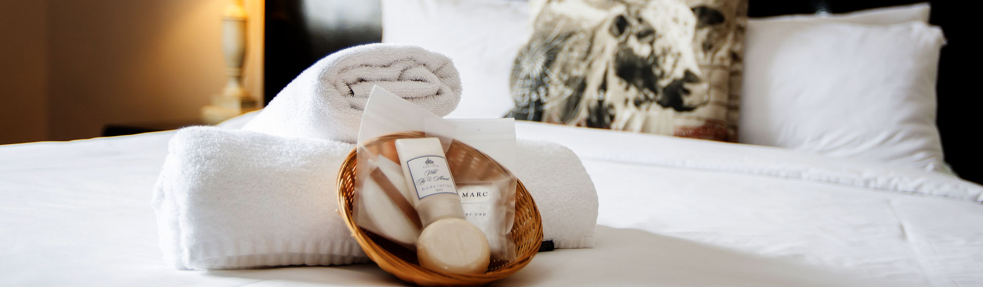 Oria Guesthouse beautiful scented toiletries